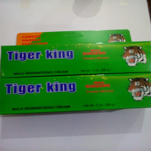 Tiger King Cream Price in Pakistan
