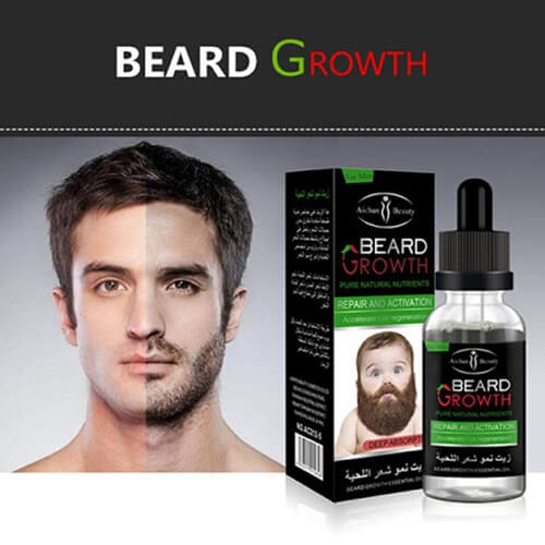 Beard Growth Oil Price in Pakistan