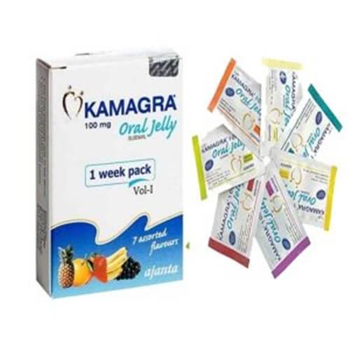 Kamagra Oral Jelly 100mg Price in Pakistan
