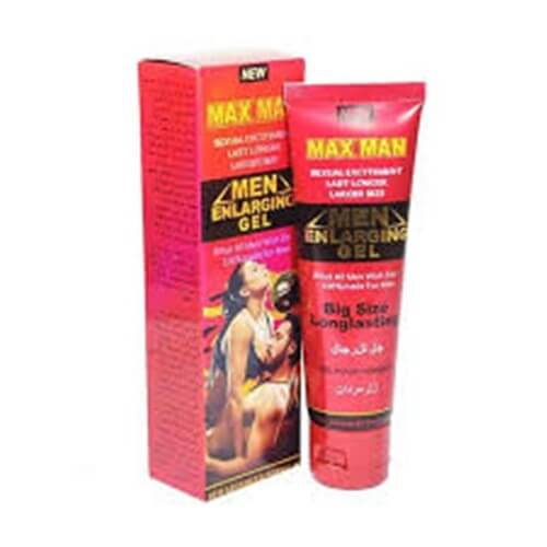 Maxman Men Enlarging Gel in Pakistan