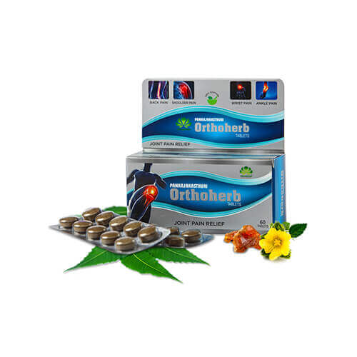 Orthoherb Tablets Price in Pakistan