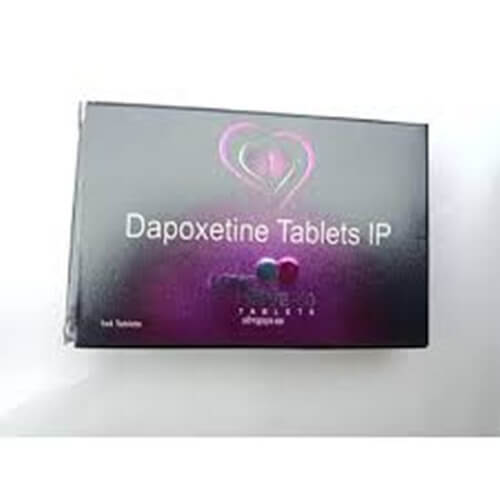 Dapoxetine Tablets in Pakistan