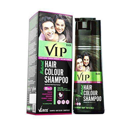 Vip Hair Colour Shampoo in Pakistan