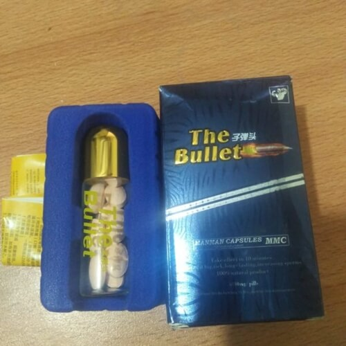 Bullet Capsule in Pakistan