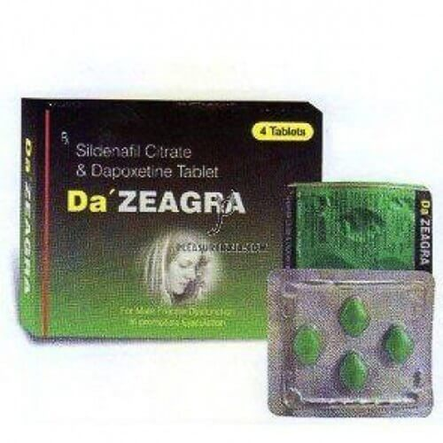 Da Zeagra Tablets in Pakistan