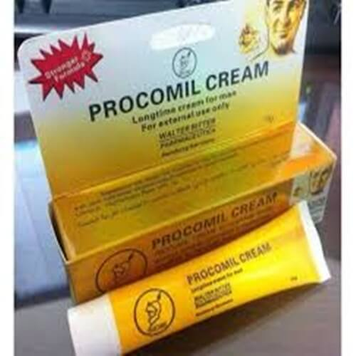 Procomil Cream Price in Pakistan