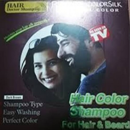Doctor Hair Color Shampoo in Pakistan