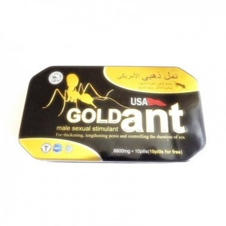 USA Gold Ant Timing Tablets